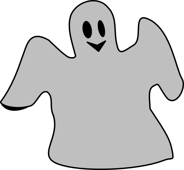 Ghost Clip Art On 123 | Clipart Panda - Free Clipart Images Girl Ghost Clipart