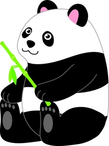 cute panda bear clipart clipart panda free clipart images rh clipartpanda com clipart panda scroll clipart panda fish