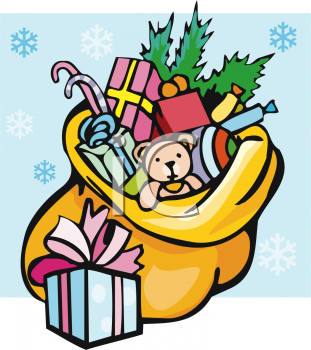 Gift Bag Clipart | Clipart Panda - Free Clipart Images