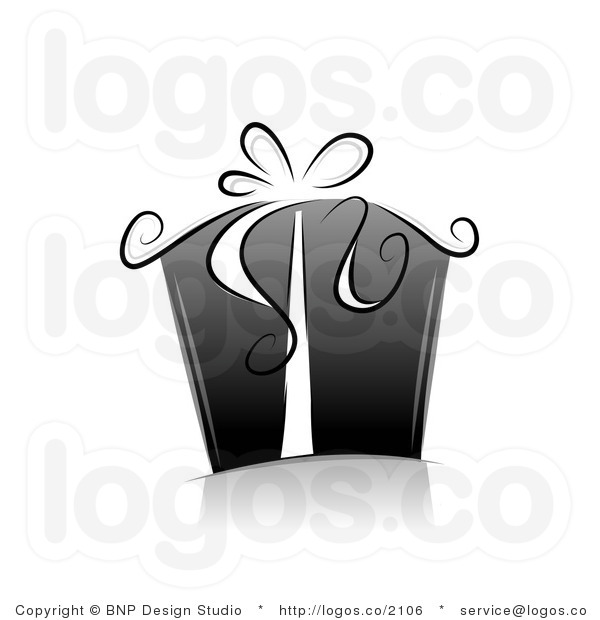 gift%20clipart%20black%20and%20white