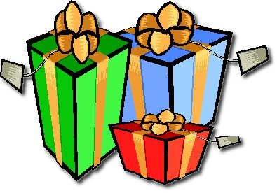 Free Christmas Gifts Clipart | Clipart Panda - Free Clipart Images