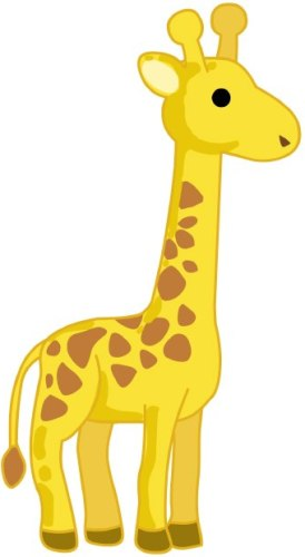Giraffe Clipart | Clipart Panda - Free Clipart Images