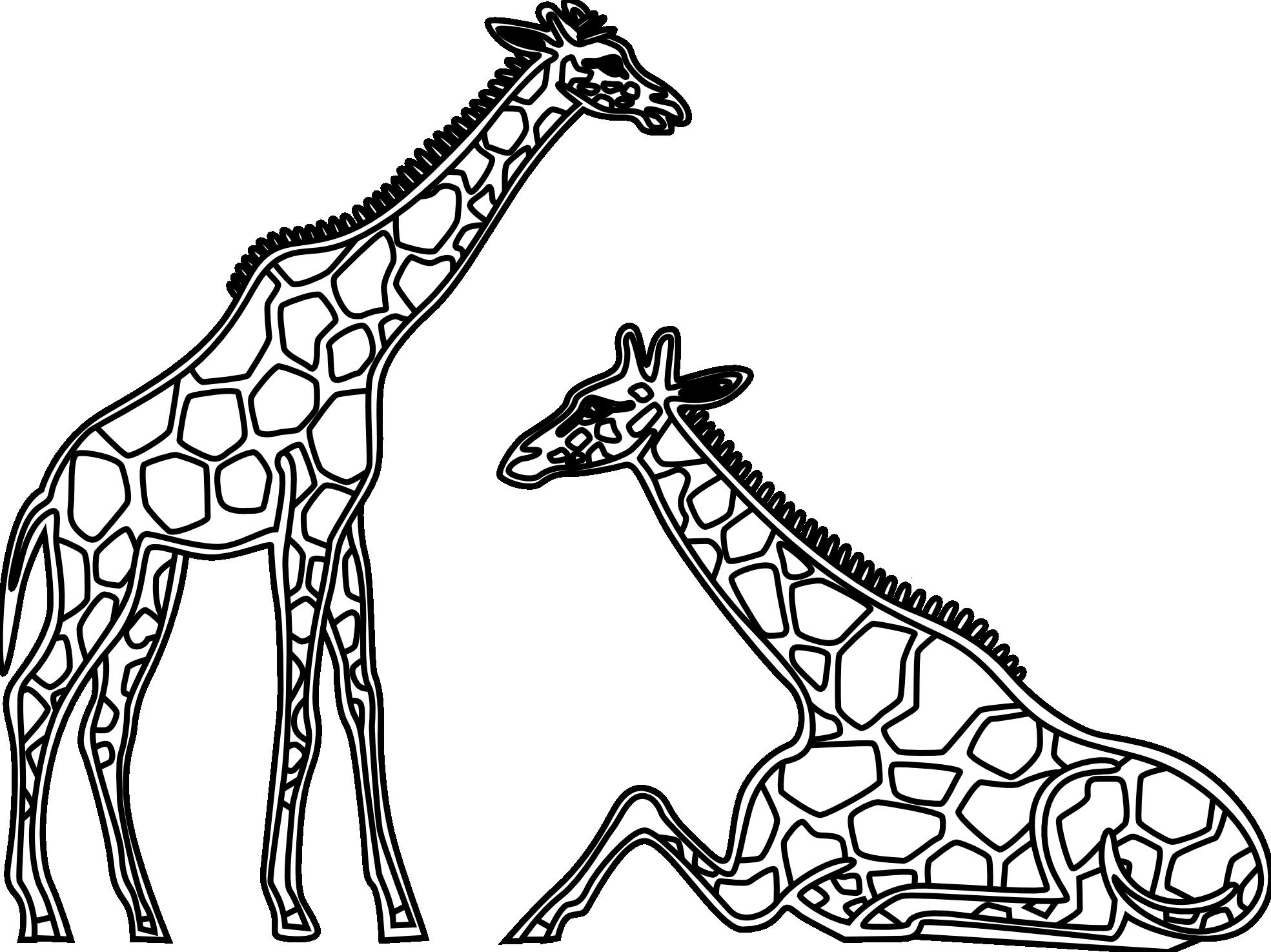 giraffe%20clipart%20black%20and%20white