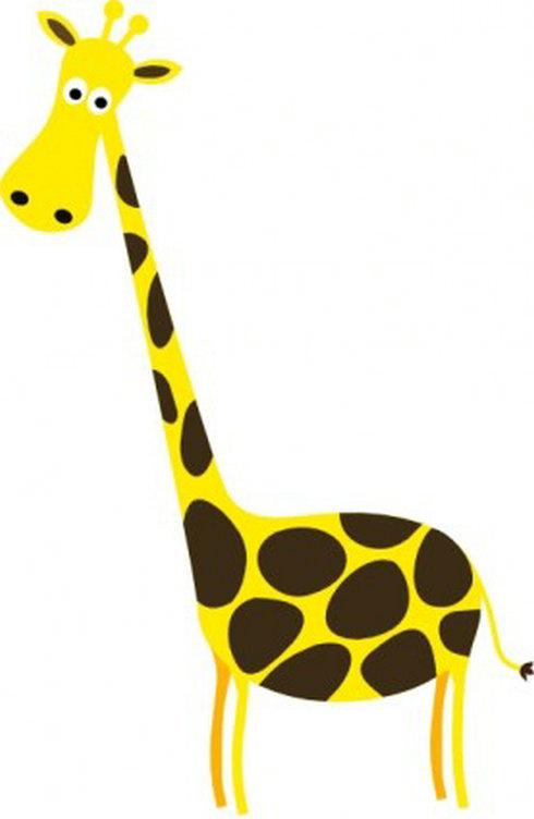 giraffe%20clipart%20outline