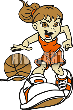 girl basketball player clipart clipart panda free clipart images rh clipartpanda com girls basketball clipart images womens basketball clipart