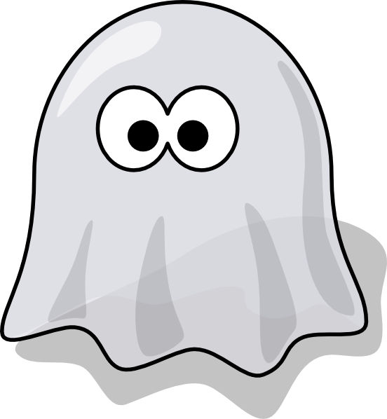 Ghost Outline Clip Art | Clipart Panda - Free Clipart Images Girl Ghost Clipart
