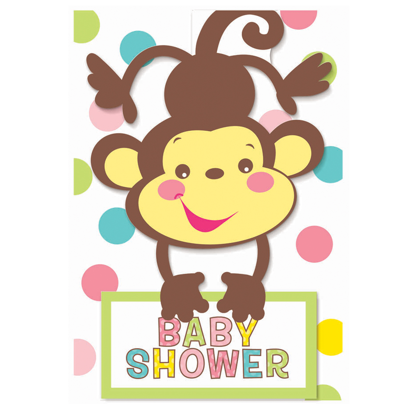 FisherPrice Baby Shower Invitations 1600 x 1600