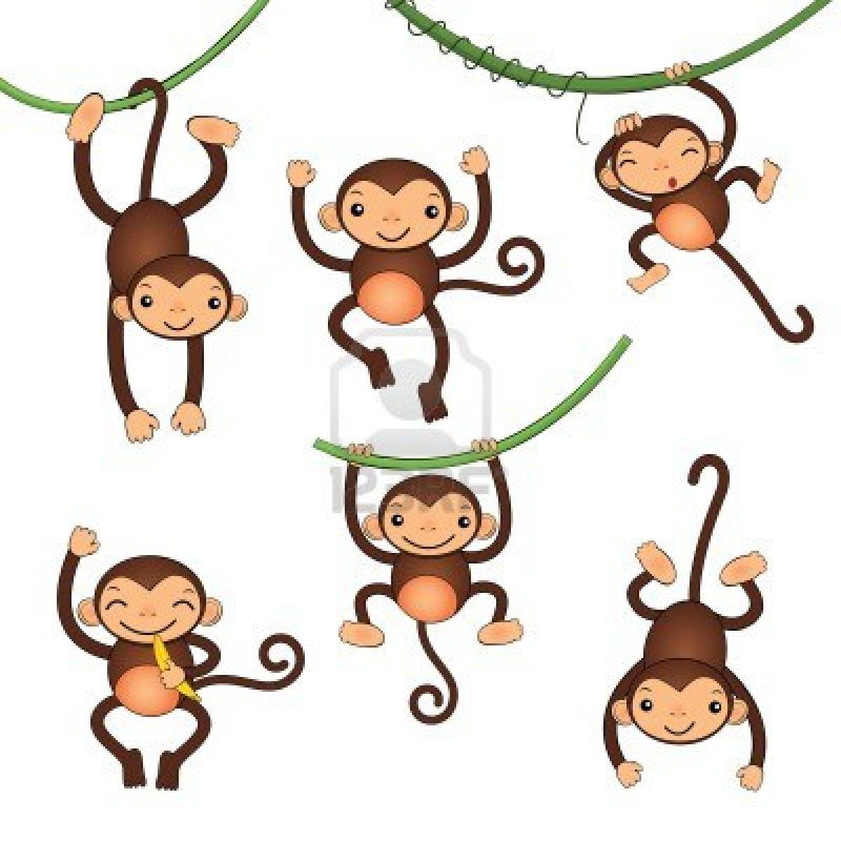 monkey cartoon clipart panda free clipart images