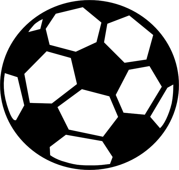 Soccer Ball clip art - vector