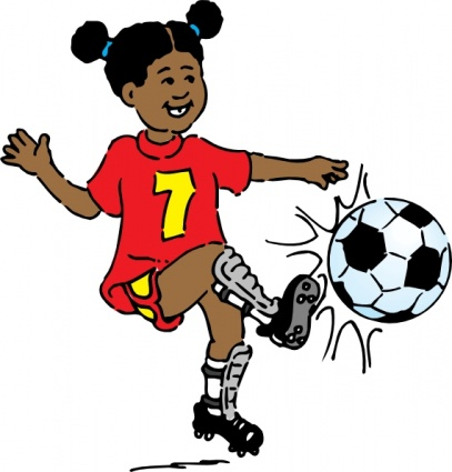 girl soccer player clipart clipart panda free clipart images rh clipartpanda com soccer player clip art black and white soccer player clipart vector