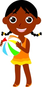 Girl Swimming Clipart   Clipart Panda - Free Clipart Images  Little
