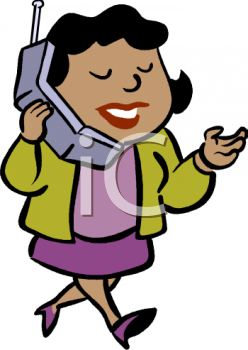 A Jewish Grandmother : Lazy SmartPhone Can't do Two Things ... Old Lady On Cell Phone Clip Art