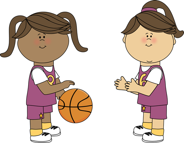 girls playing basketball clip clipart panda free clipart images rh clipartpanda com clipart girls shopping clip art girls basketball