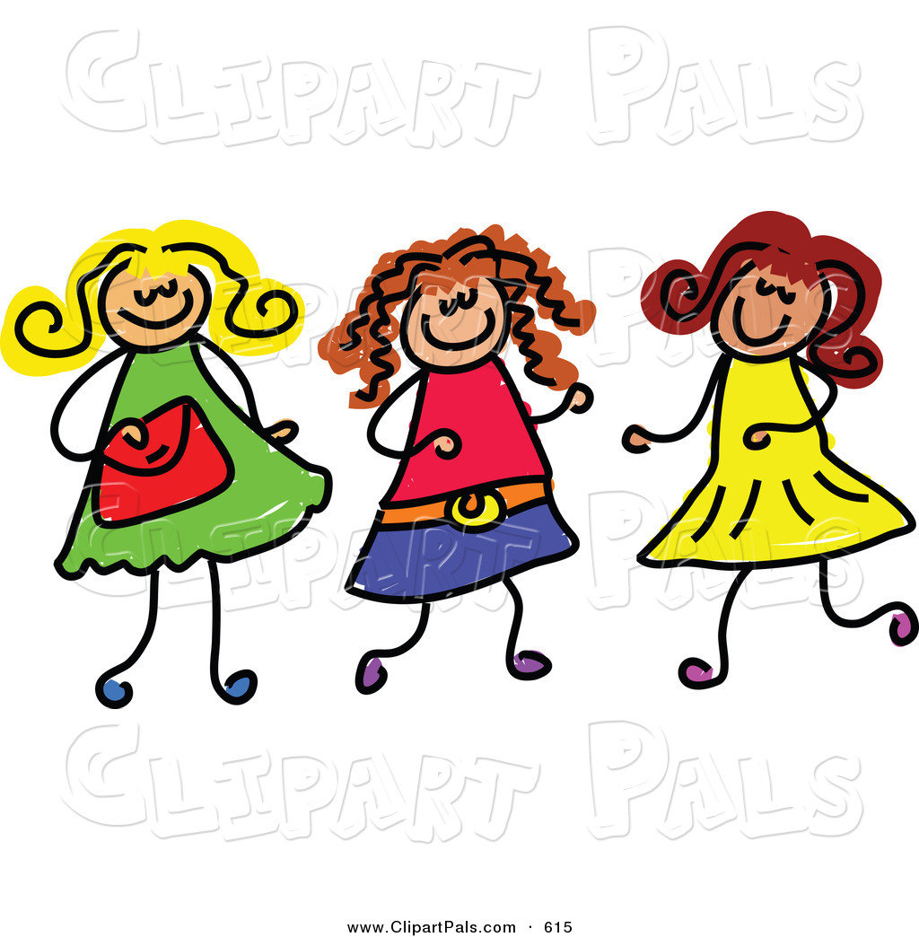 girls clip art free clipart panda free clipart images rh clipartpanda com clipart of girl praying clip art of girls praying