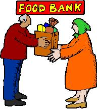 clip art of man giving woman clipart panda free clipart images rh clipartpanda com food bank clipart free