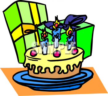 Christmas Cake Clipart Free