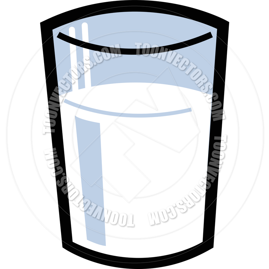 clipart of a glass of milk - photo #16