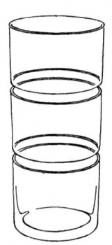 Glass Of Water Coloring Page