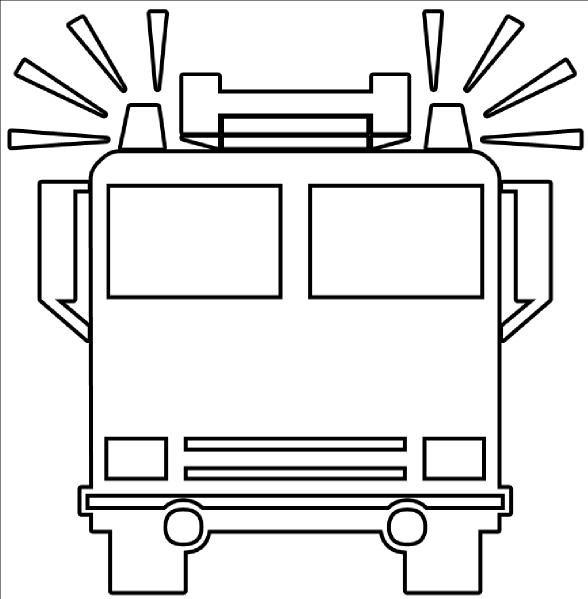Vintage Fire Truck Clipart | Clipart Panda - Free Clipart Images