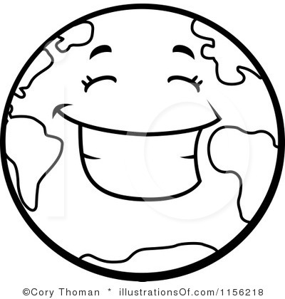 Attractive Globe Clip Art
