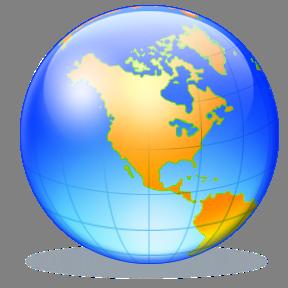 Globe Clip Art Customizable | Clipart Panda - Free Clipart ...