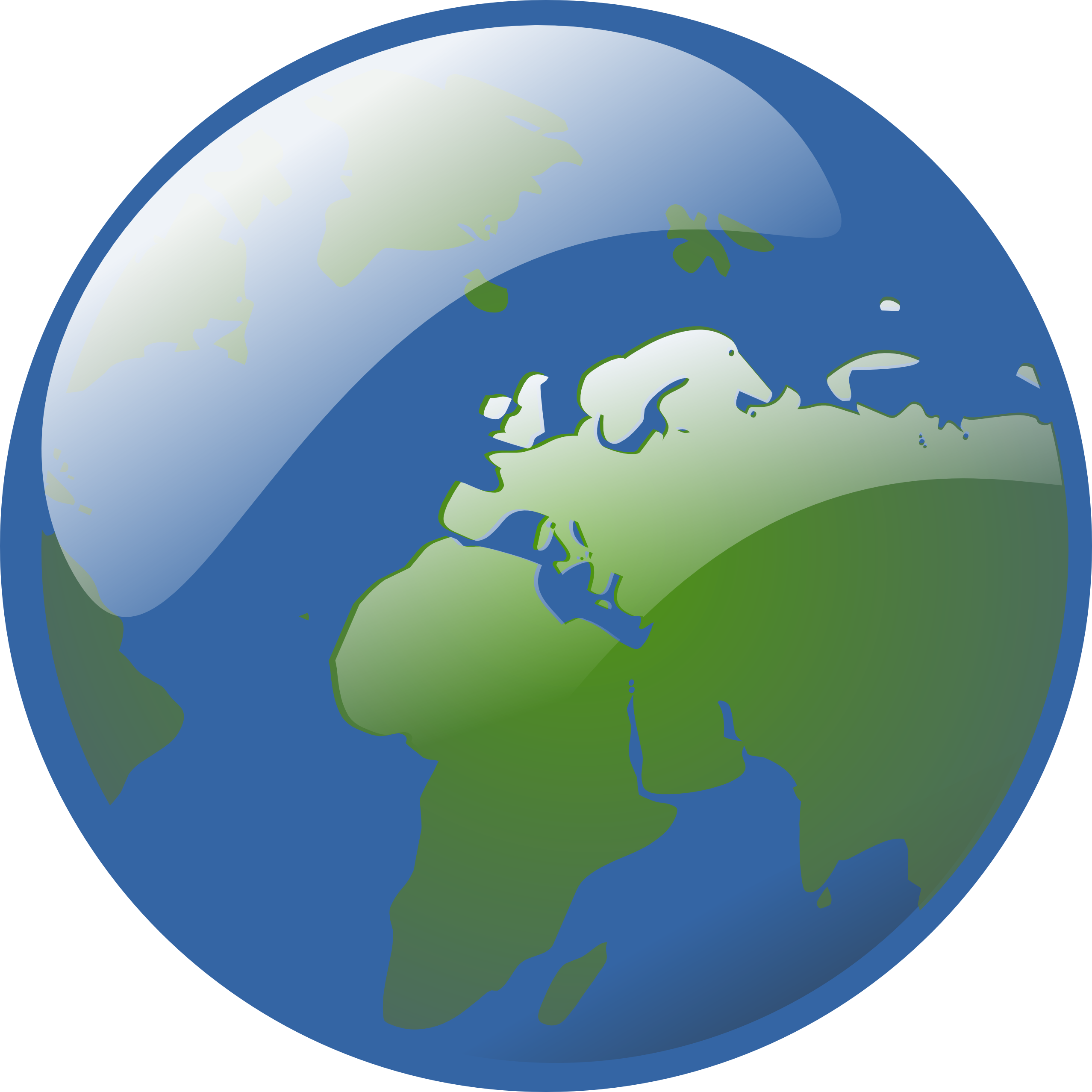 Globe Vector | Clipart Panda - Free Clipart Images