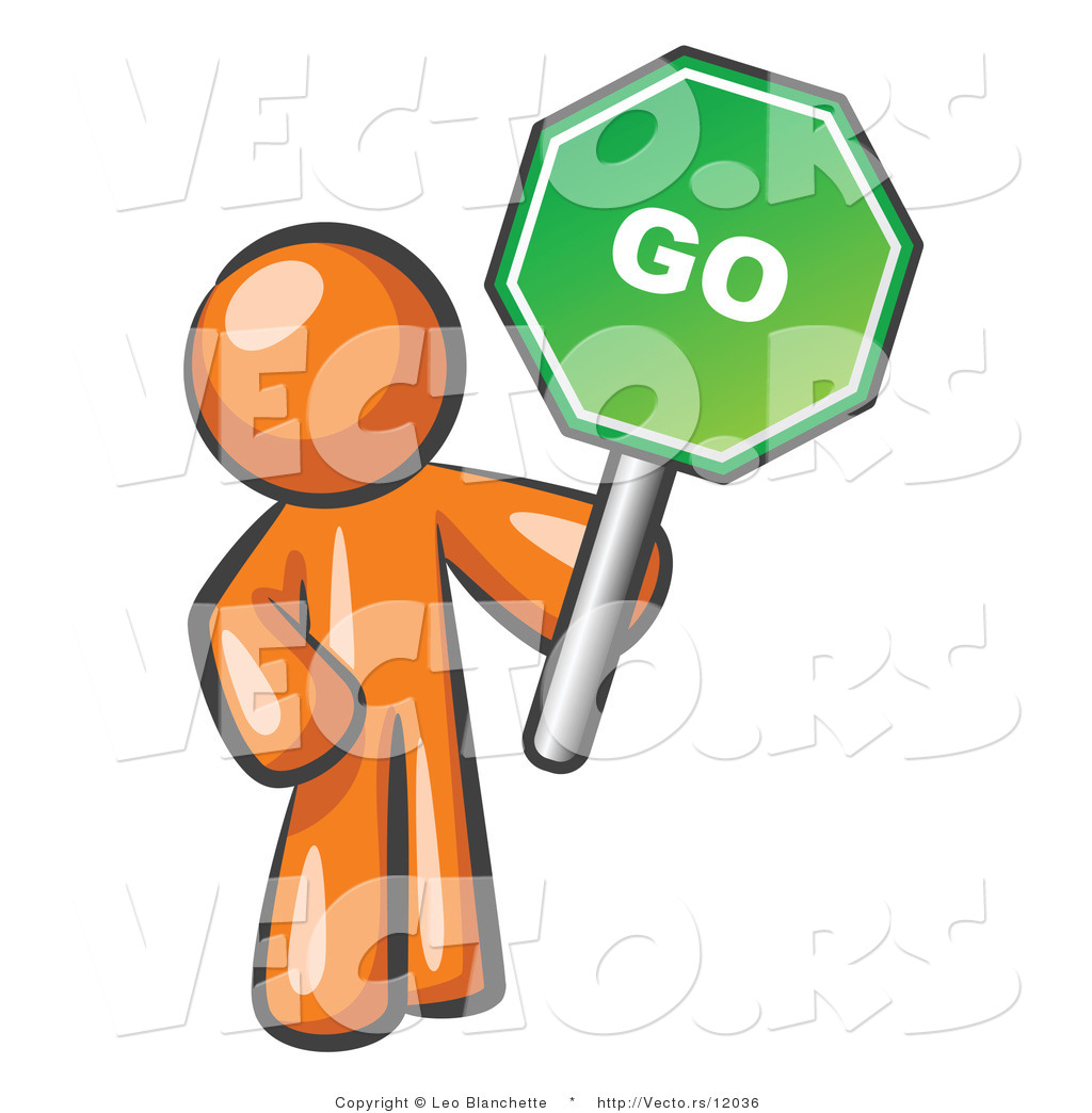 go sign clipart clipart panda free clipart images
