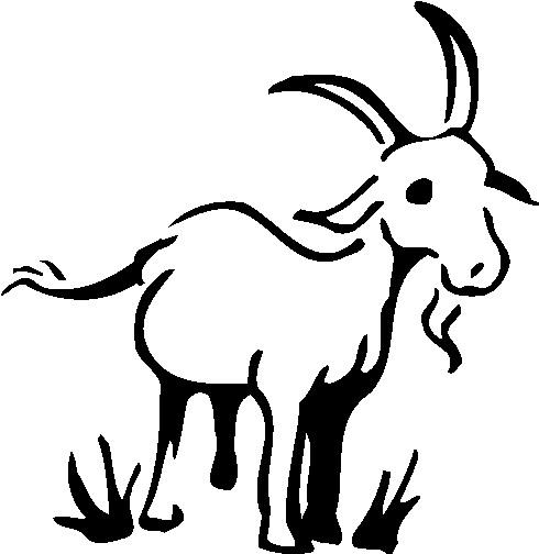 goats clip art clipart panda free clipart images rh clipartpanda com goat clip art free goat clip art free download