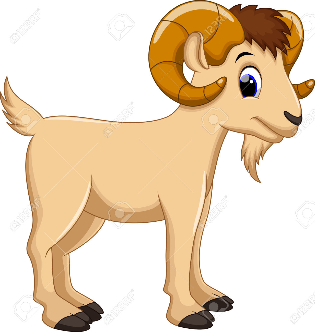 Goat Clipart | Clipart Panda - Free Clipart Images
