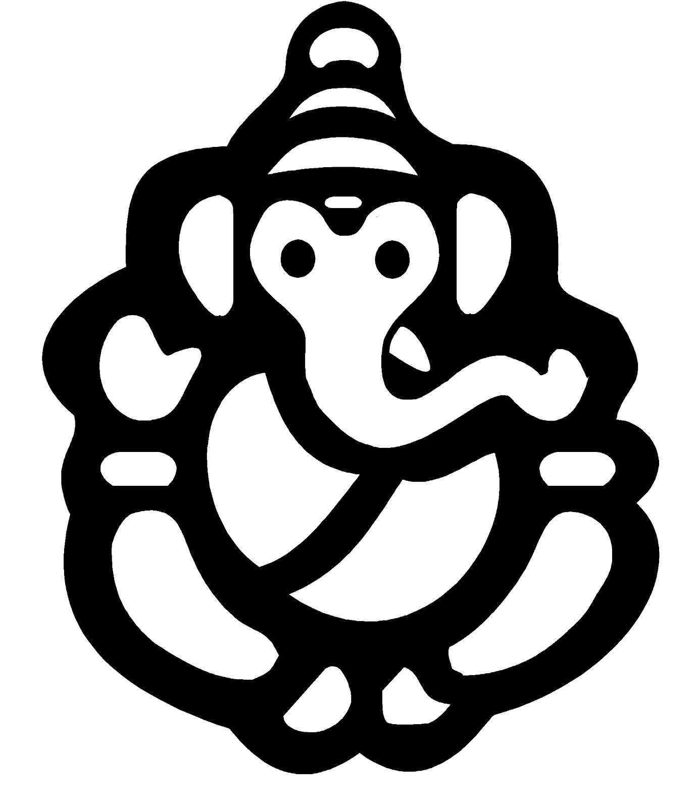 33 ganesha clipart. | Clipart Panda - Free Clipart Images