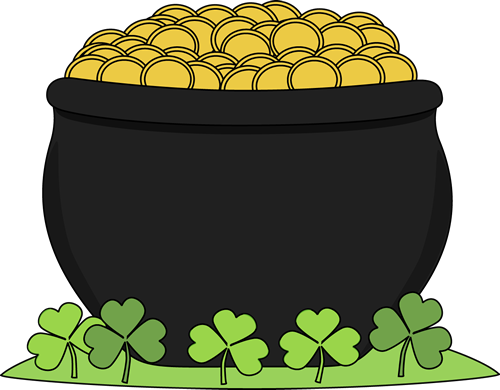 pot of gold clipart clipart panda free clipart images rh clipartpanda com pot of gold clipart free leprechaun pot of gold clipart