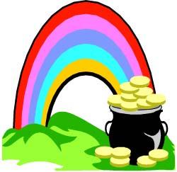 pot of gold clipart clipart panda free clipart images rh clipartpanda com rainbow pot of gold clipart free Pot of Gold Clip Art