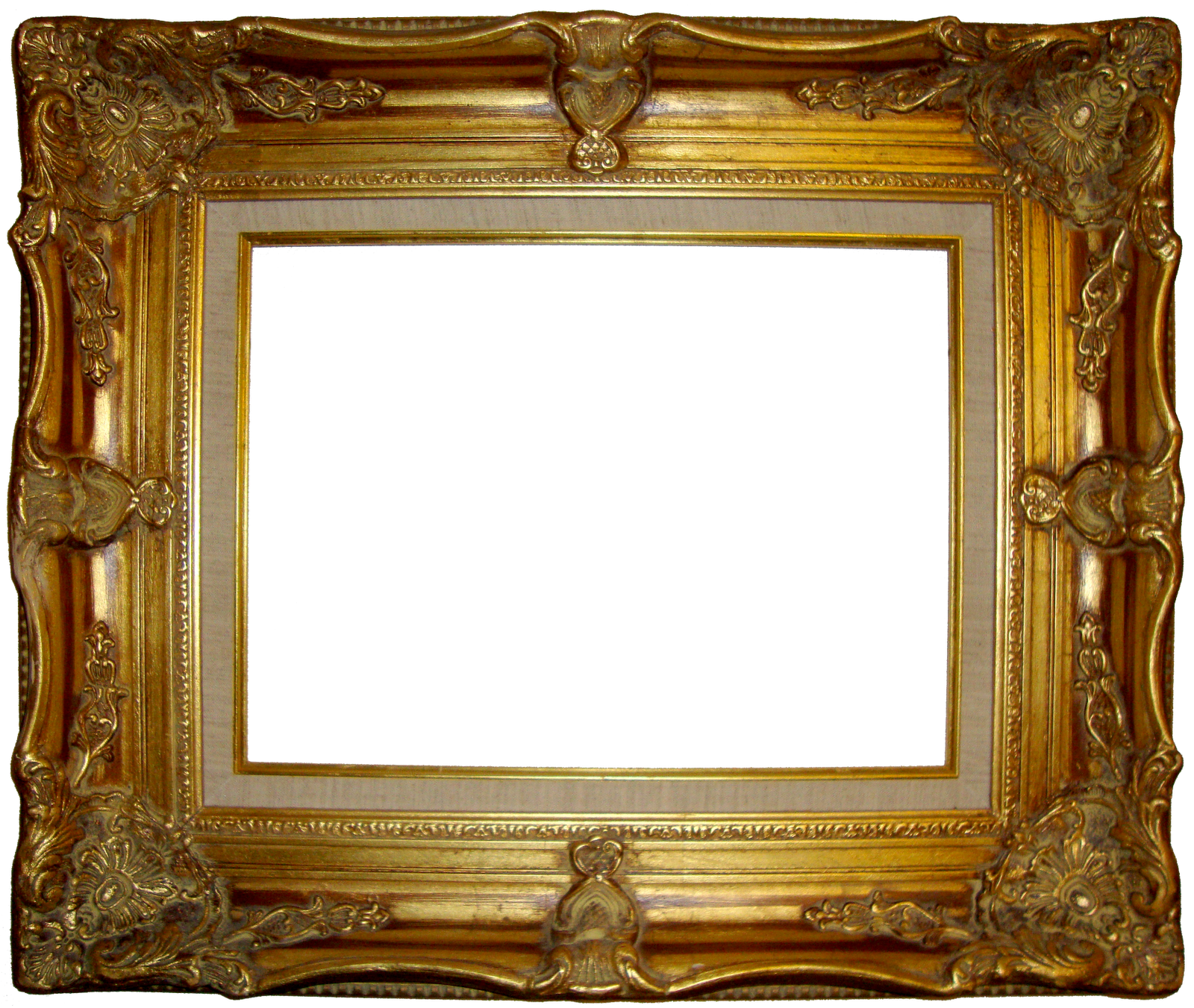 Fancy Gold Frame Clipart  Clipart Panda  Free Clipart Images
