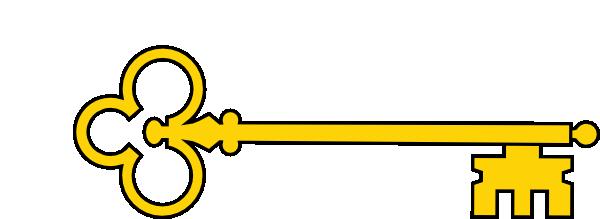 Как сделать золотого ключика
