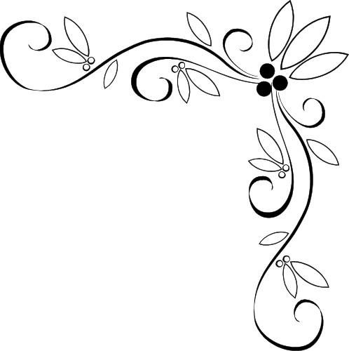Corner Scroll Designs: Clipart Panda - Free Clipart