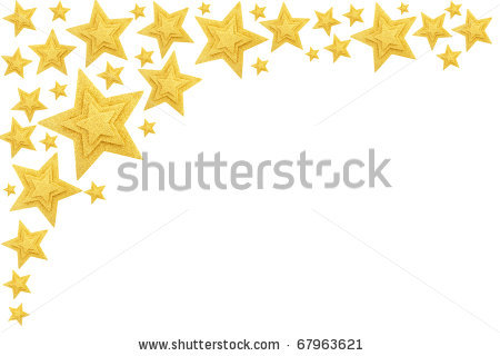 gold-star-clipart-stock-photo-gold-stars-border-isolated-on-white ...