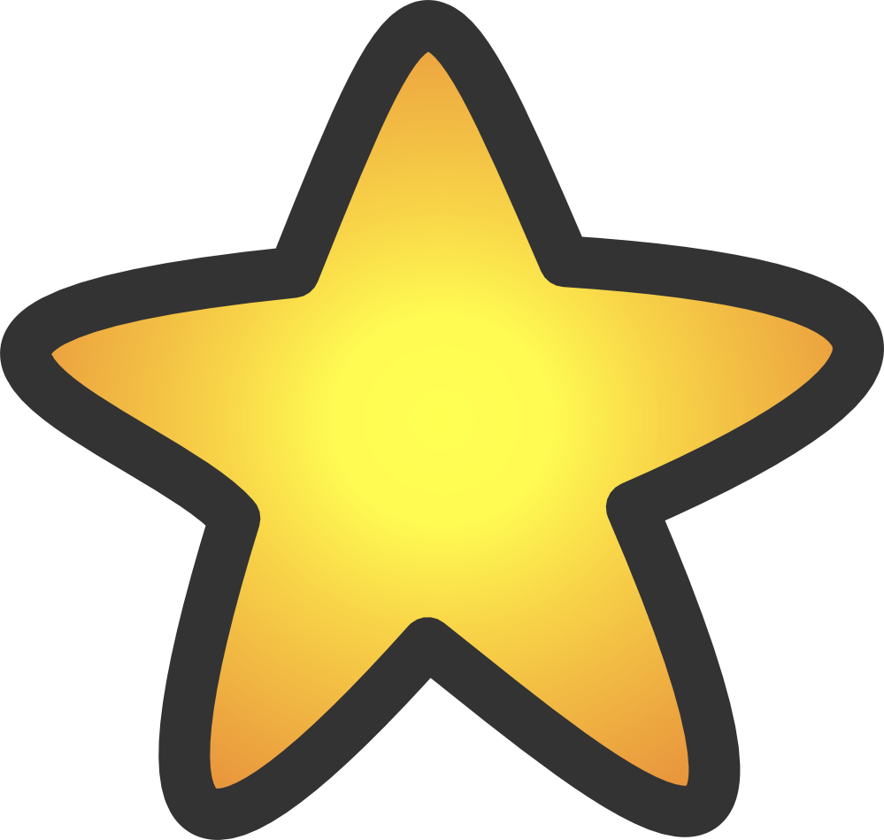 Gold Star Medal Clipart | Clipart Panda - Free Clipart Images