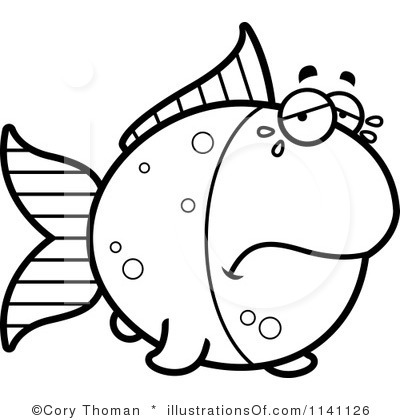 Goldfish Clip Art Black And White goldfish 20clipart 20black