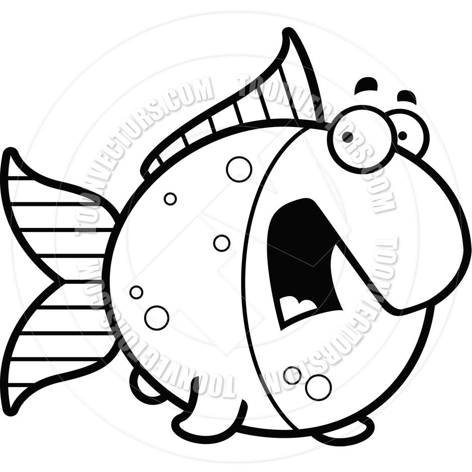 Goldfish Clipart Black And White | Clipart Panda - Free Clipart Images for Goldfish Clipart Black And White  183qdu