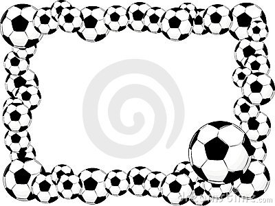 Soccer Ball Border Clip Art | Clipart Panda - Free Clipart Images