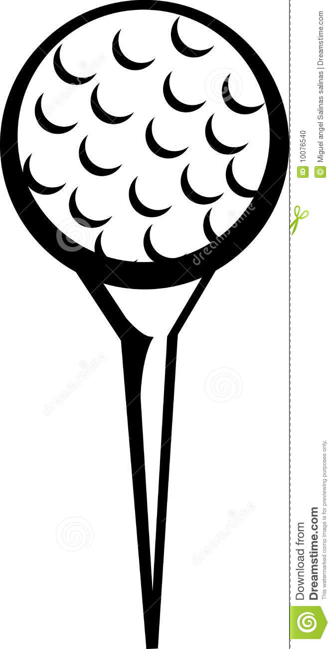 Golf Ball Clip Art Black And White | Clipart Panda - Free ...