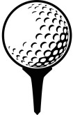 Golf Ball Clip Art | Clipart Panda - Free Clipart Images Golf Ball On Tee Clipart