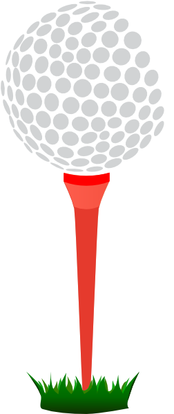 Golf Ball On Tee Clip Art | Clipart Panda - Free Clipart ... Golf Ball On Tee Clipart