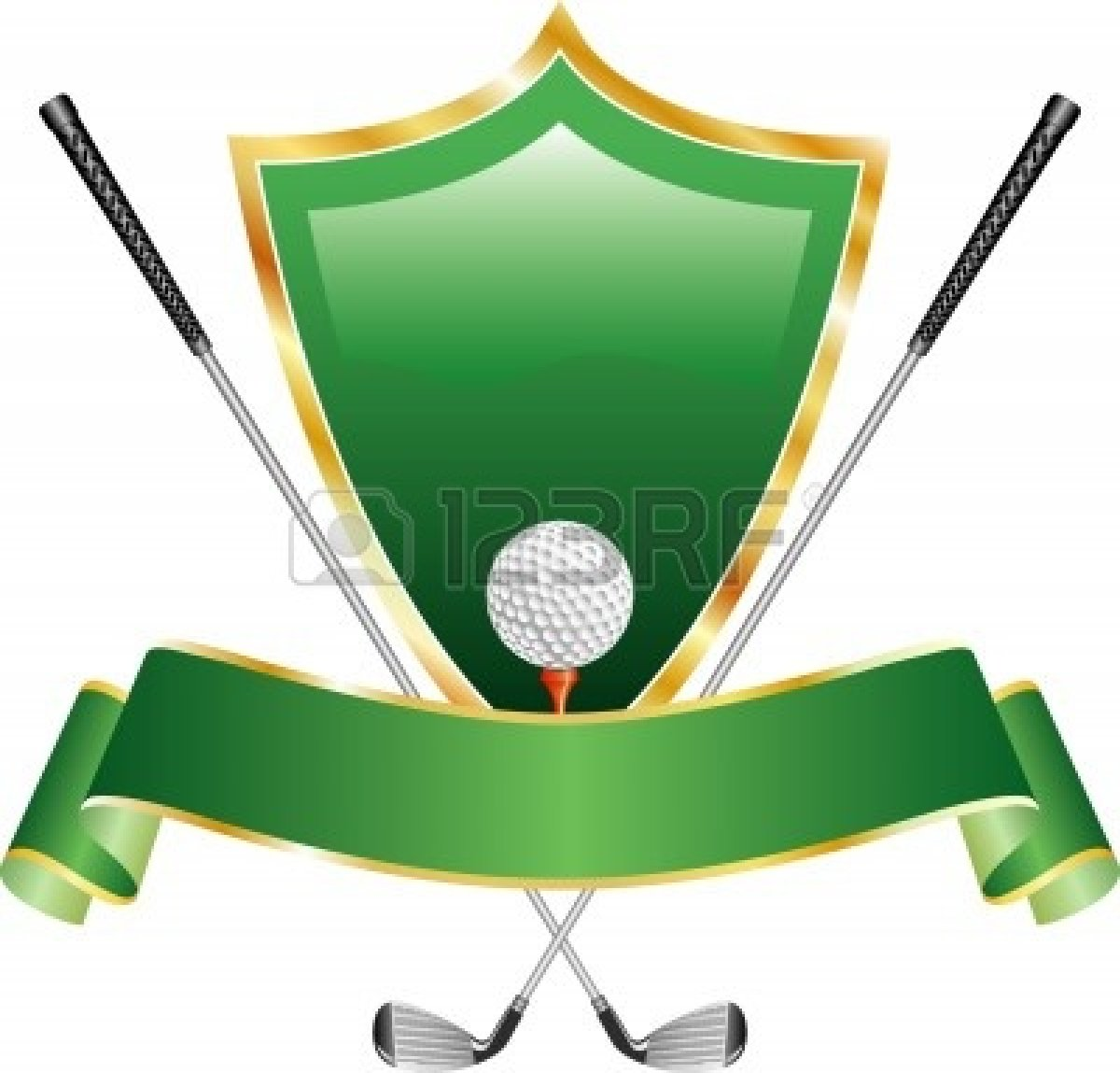 free golf club pictures clip art - photo #17