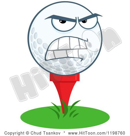 Golf Ball Clip Art Free Vector | Clipart Panda - Free Clipart Images Golf Ball On Tee Clipart