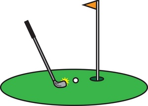 Golf Clip Art For 18th Hole | Clipart Panda - Free Clipart ...