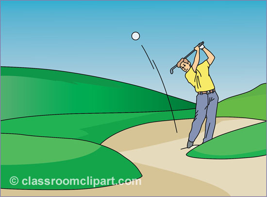 Golf Clipart Black And White | Clipart Panda - Free Clipart Images