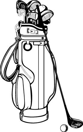 Crossfire 150 wiring diagram moreover 222386979721 also Collectiongdwn Golf Bag Drawing further Masters Umbrella Holder Universal Trolley Attachment in addition golfbags. on golf cart bag cover
