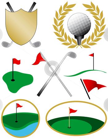 golf%20flag%20clip%20art%20black%20and%20white