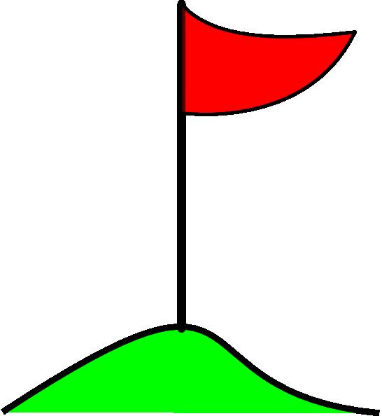Golf Flag Clip Art Black And White   Clipart Panda - Free Clipart ...